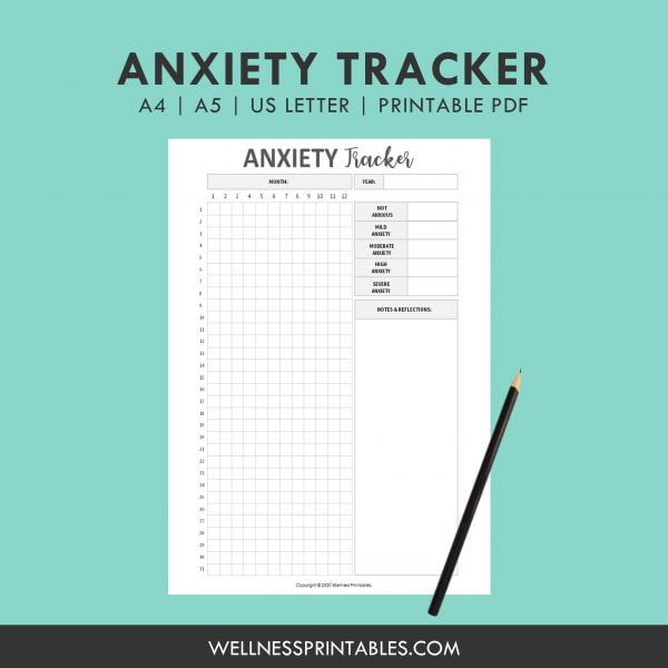 anxiety tracker