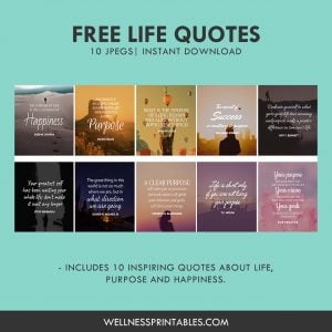 Free Life Quotes Images