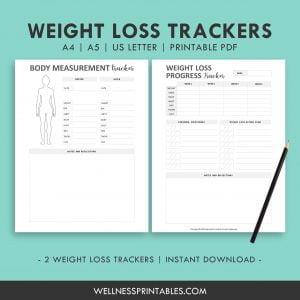 weight loss tracker