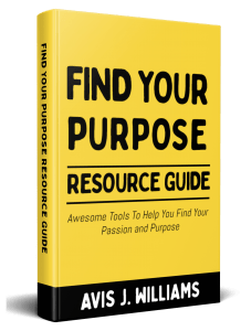 find your purpose resource guide