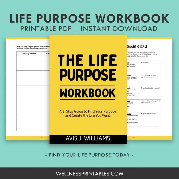 find your life purpose workbook