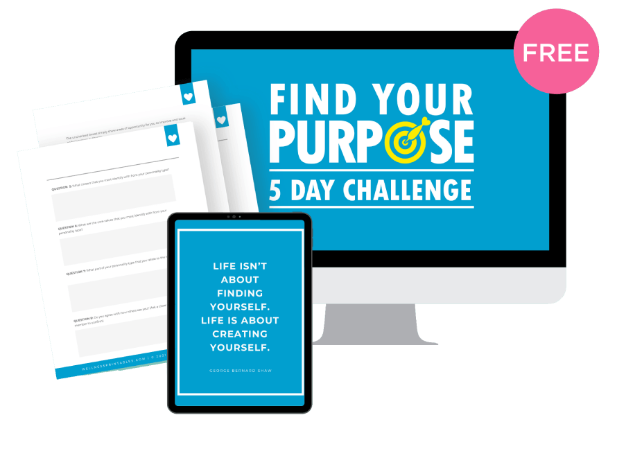 Find your purpose challenge
