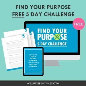 find your purpose 5 day challenge